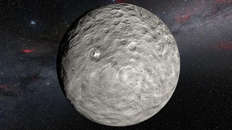 El secreto del planeta enano más pequeño del sistema solar, al descubierto