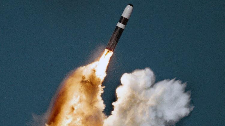 Estados Unidos prueba con éxito su nueva ojiva termonuclear
