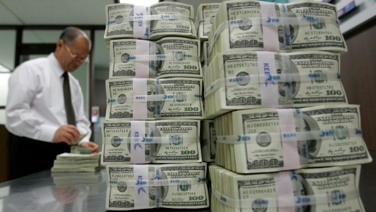 Bancos centrales del mundo venden bonos de deuda de EE.UU. a ritmo récord
