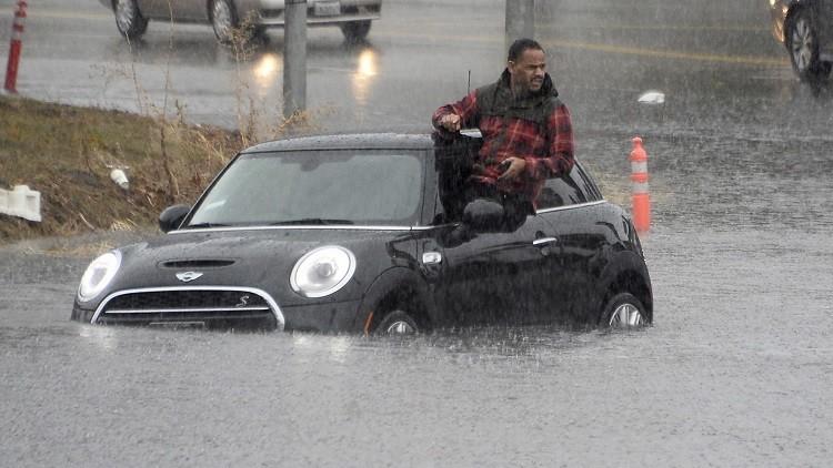 Regalo de despedida de El Niño: el fenómeno colapsará casi la mitad de EE.UU.