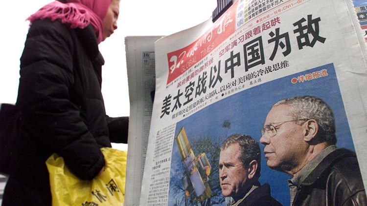 Más guerra mediática: EE.UU. elabora una ley contra la 'propaganda' china y rusa