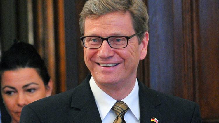 Muere Guido Westerwelle, exjefe de la diplomacia alemana