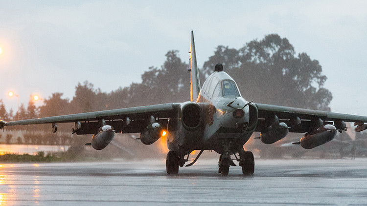 Rusia seguirá atacando a los terroristas en Siria