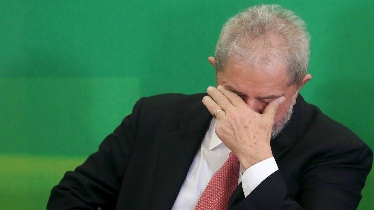 Un juez de la Corte Suprema de Brasil suspende la designación de Lula como ministro