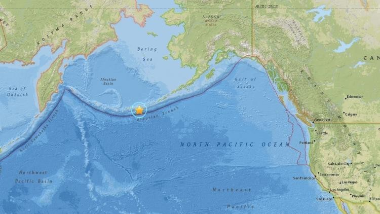 Un sismo de magnitud 6,0 sacude Alaska