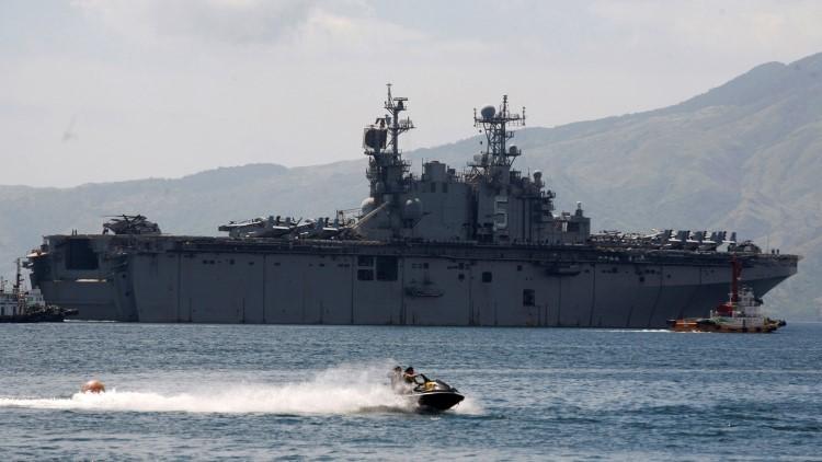 EE.UU. reta a China al reforzar su presencia militar en Filipinas