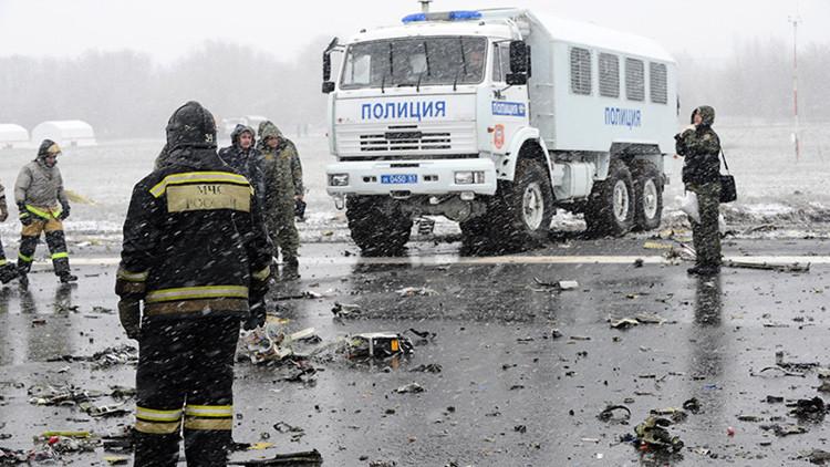 Audio: Conversación entre pilotos y controladores aéreos del avión siniestrado en Rusia
