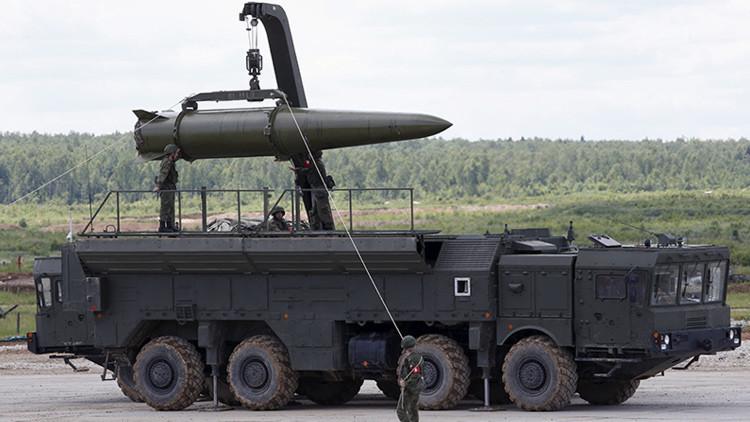 """""""Crece la amenaza de uso de armas nucleares en Europa"""""""