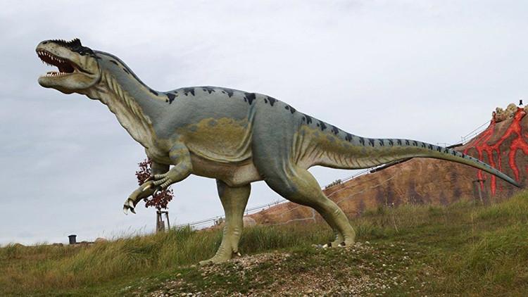 Un dinosaurio con huevos: hallan restos de una tiranosaurio embarazada