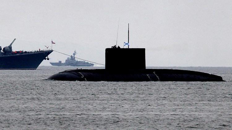 Sin límites: los submarinos rusos podrán alcanzar objetivos incluso en el espacio
