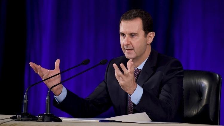 "Bashar al Assad: ""Apoyo de Rusia e Irán ayudó a Siria en la lucha contra el terrorismo"""