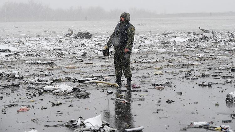 Un raro fenómeno natural podría ser la causa del accidente de Flydubai
