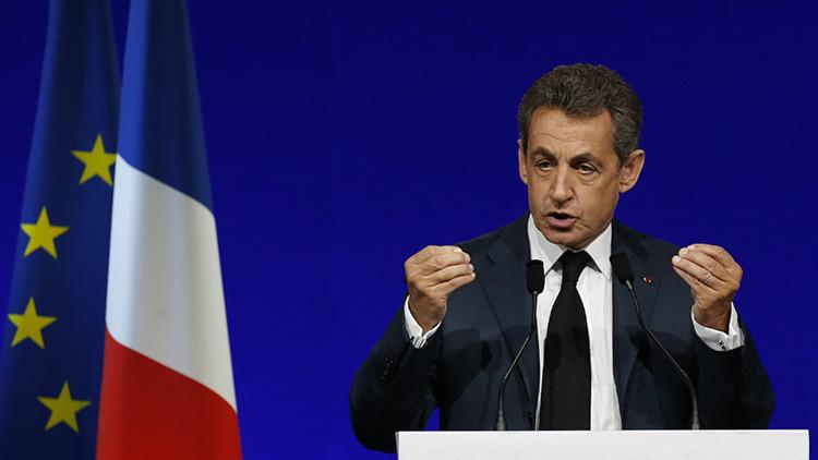 """Nicolas Sarkozy: """"Enfadarse con los rusos fue un error trágico"""""""