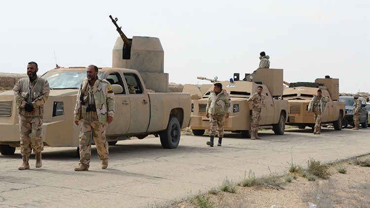 El Ejército sirio 'aplasta' posiciones de terroristas cerca de Palmira