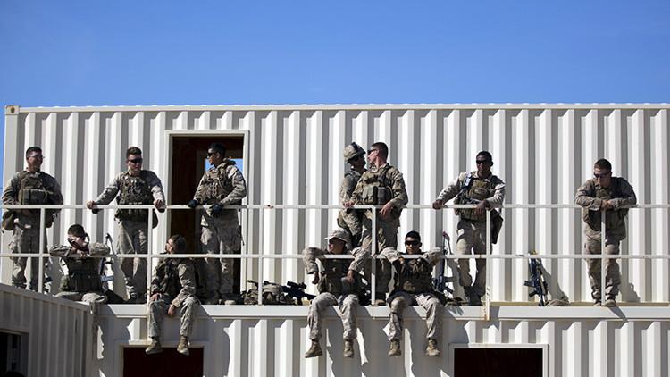 EE.UU. envía Marines a Irak para luchar contra el Estado Islámico