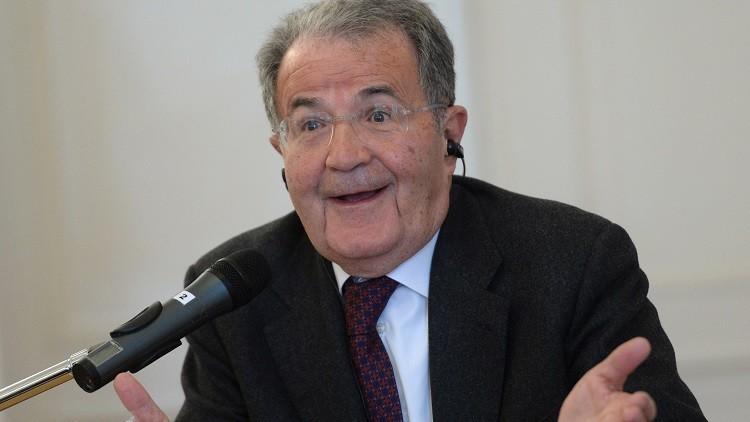 Romano Prodi, ex primer ministro de Italia