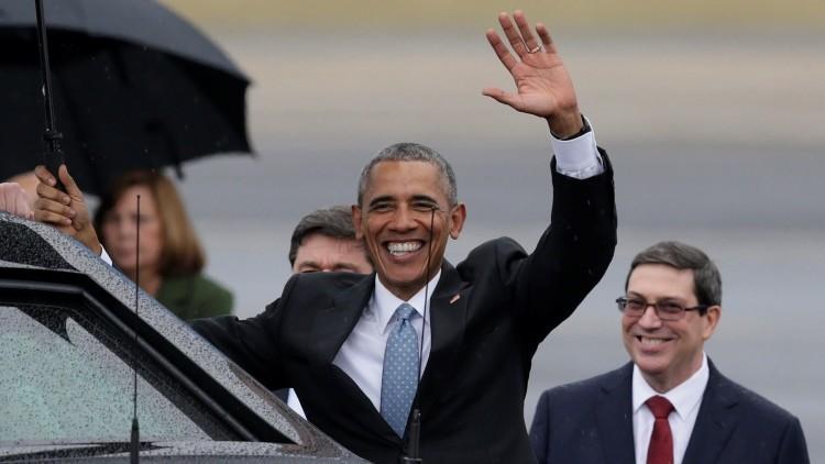 Por primera vez en casi un siglo: Cuba da la bienvenida al presidente de EE.UU.