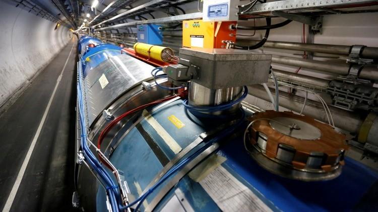 Gran Colisionador de Hadrones detecta una partícula que cambia el concepto de la física