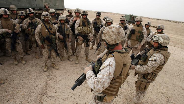 Milicias chiíes de Irak exigen la retirada de las tropas de EE.UU.