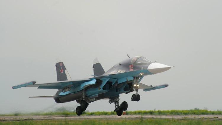 Equipan aviones rusos en masa con sistemas de guerra electrónica Jibiny