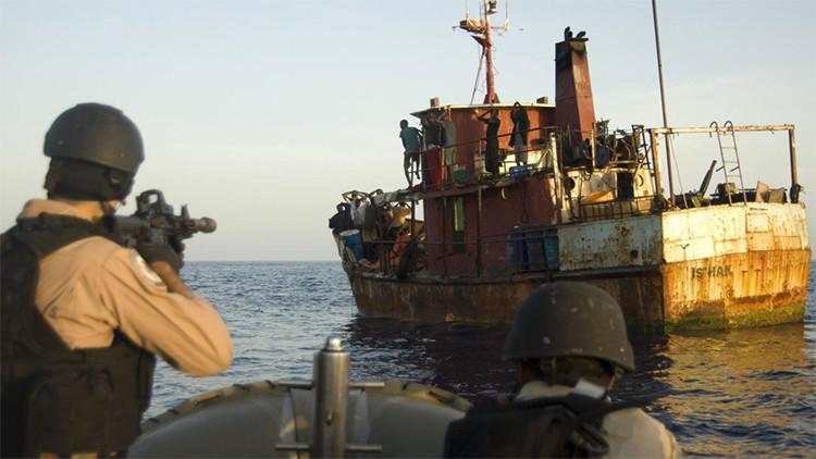 La mezcla de piratas marinos e informáticos genera robos de diamantes en seis buques