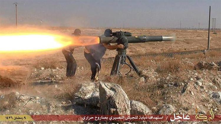 Pentágono: El Estado Islámico lanza dos misiles contra una base secreta de EE.UU. en Irak