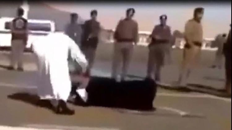 Fuertes imágenes: Periodistas filman en secreto las barbaries de Arabia Saudita