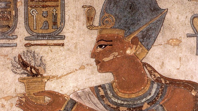 Revelan detalles del violento asesinato del faraón Ramsés III
