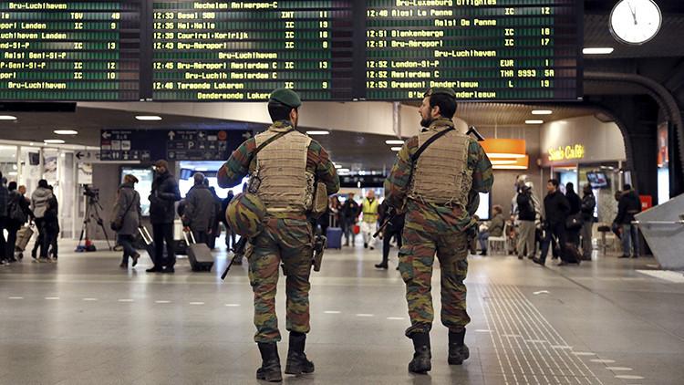 Bélgica declara el máximo nivel de amenaza terrorista