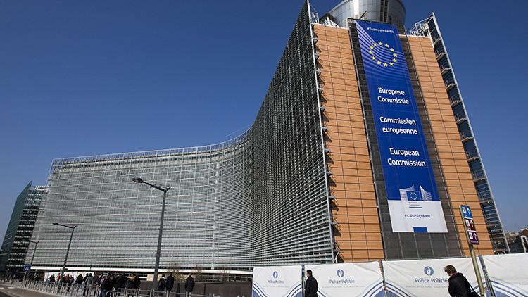 Una explosión controlada se produce cerca de las oficinas de la UE en Bruselas
