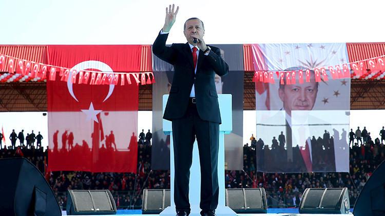 Erdogan auguró los atentados de Bruselas hace una semana