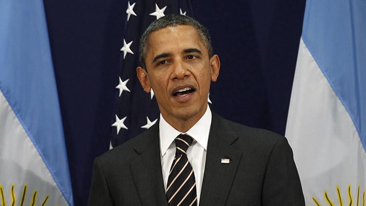 """Nivel de alerta mayor"": Argentina se blinda para recibir a Obama"