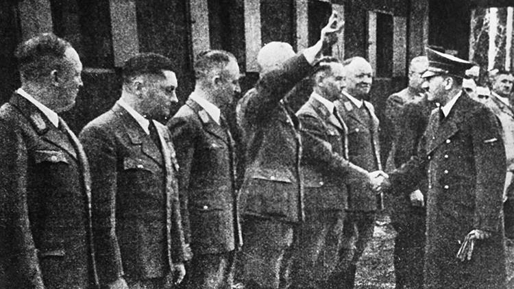 """""""En 1942 Hitler ya sabía que no vencería a la URSS"""""""