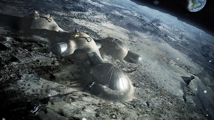 ¿Le gustaría pasar unas vacaciones en la Luna? En menos de 20 años su deseo se hará realidad (Fotos)