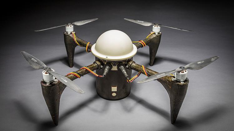"""Video: EE.UU. desarrolla un dron que puede ser lanzado desde las """"profundidades del mar"""""""