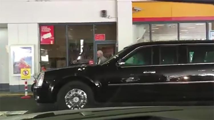 Video: Así es 'La Bestia', el coche de Obama que resiste ataques bioquímicos y de misiles