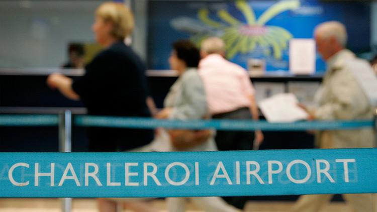 Hallan un vehículo sospechoso en otro aeropuerto de Bélgica
