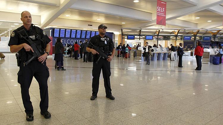 EE.UU.: Evacúan el aeropuerto de Atlanta por motivos de seguridad