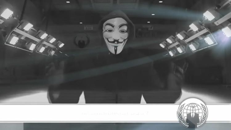 """""""Vamos a contraatacar"""": Anonymous amenaza al EI tras los ataques terroristas en Bélgica"""