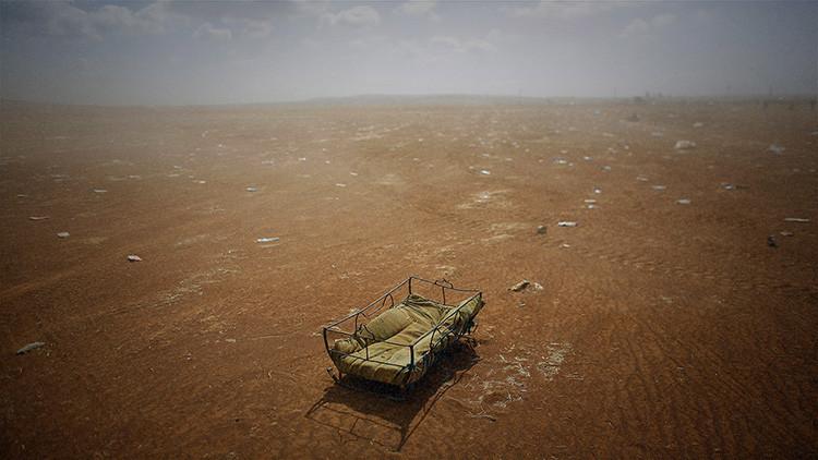 Siria, ¿un 'desierto' para 2031?