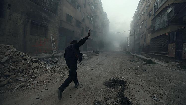 """""""Un Estado Islámico herido es un Estado Islámico peligroso"""""""