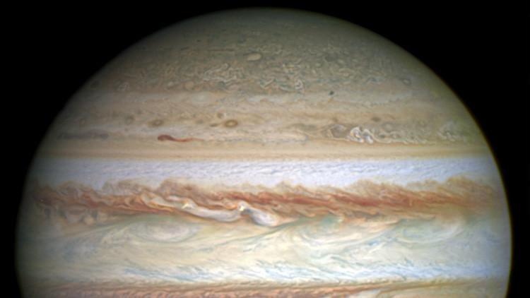 Observe Júpiter en todo su esplendor desde cualquier parte del mundo