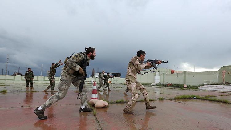 Irak lanza una operación para recuperar Mosul