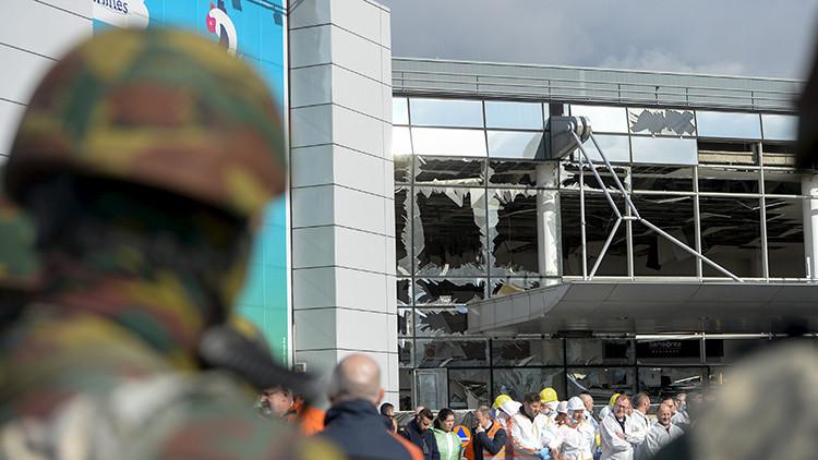 El error de una empresa de taxis impide más muertes en el aeropuerto de Bruselas