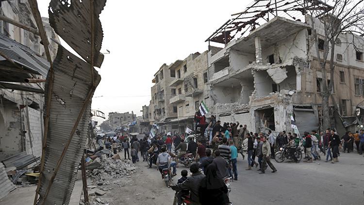 Lavrov: Rusia y EE.UU. trabajarán para lograr negociaciones directas sobre Siria en Ginebra