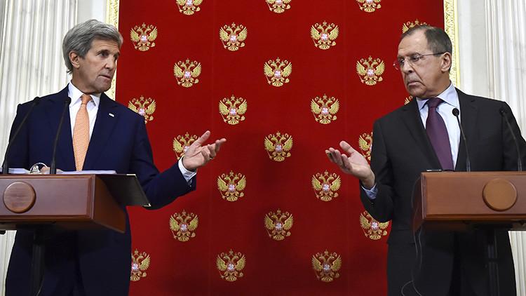Qué se acordó durante la visita de Kerry a Moscú