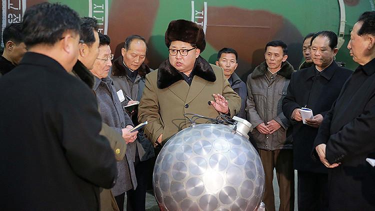 EE.UU. cree que Corea del Norte podría tener ojivas nucleares miniaturizadas