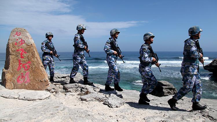 El despliegue por China de un sistema de defensa antibuque en las islas Paracel eleva la tensión