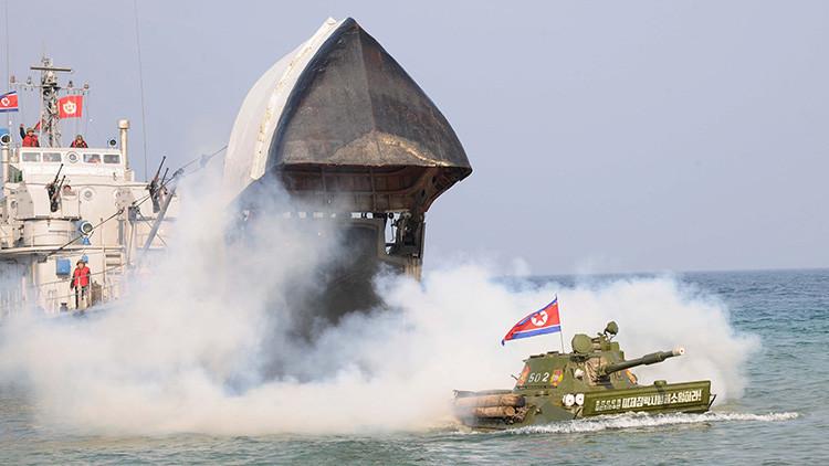 """Corea del Norte """"está dispuesta a lanzar un ataque nuclear preventivo"""""""