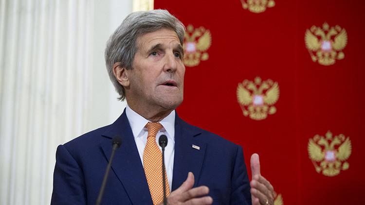 """Kerry: """"EE.UU. desea recuperar un diálogo normal con Rusia"""""""